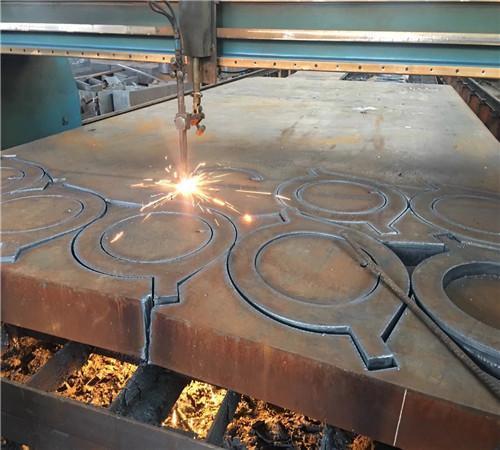 舞钢SA283GrC中、低强度碳素钢板
