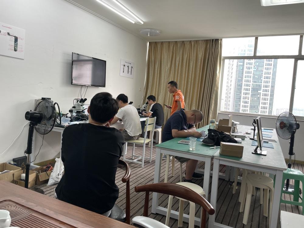 南昌手机维修培训2021新技术教学