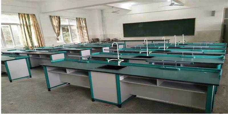 学校学生实验桌 实验演示操作台 物理化学生物科学实验桌